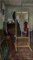 Atelier mit Staffelei ∙ 1963 ∙ Öl auf Leinwand ∙ 80 x 120 cm