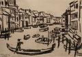 Venedig ∙ 2007∙ Bleistift ∙ 10,5 x 14,8 cm