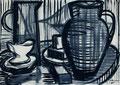 Stilleben mit Sauciere ∙ 1980 ∙ 29 x 41 cm  *