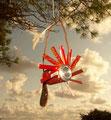 Windrad aus Aludosen