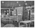 EndoKlinik Cafeteria II, 24 x 31 cm, Bleistift auf Papier, 2011