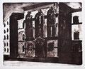 o.T., 43,0 x 53,0 cm, Lithografie, 2002