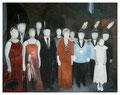 110 x 140 cm, Öl auf Leinen, 2007