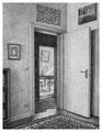 Wohnzimmer Clemens-Schultz-Straße 43, 31 x 24 cm, Bleistift auf Papier, 2012