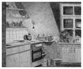 _Küche, 24,0 x 29,0 cm, Bleistift auf Papier, 2005