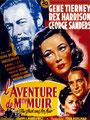 """""""L'aventure de Mme Muir"""" (1949) par Valmont."""