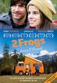 """""""2 frogs dans l'ouest"""" (2010) par LoveMachine."""