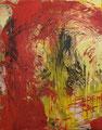 Maria, o.T. links; 89,5x114,0; Acryl auf Papier