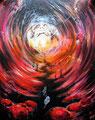 Styx; 2006; 100 x 80 cm; Acryl auf Leinwand; 1200 €