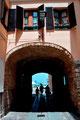 Eines der Stadttore von Alghero (Nord-Westen)