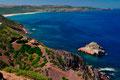 """Küste von Nebida (Top Aussicht vom Restaurant """"Al 906 Operario"""""""
