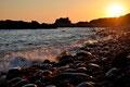 Sonnenuntergang  am Capo Pecora