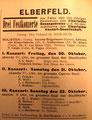 Festkonzerte in Elberfeld, 20.-22. Oktober 1911 (Rheinische Musik- und Theaterzeitung)