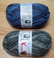 Opal Sockenwolle 8-fach X-Large - extradicke weiche Sockenwolle, die auch gut für Mützen und Schals geeignet ist, filzfrei, 75% Schurwolle (superwash) und 25% Polyamid, Lauflänge 320m/150g, Schonwaschgang bis 40°