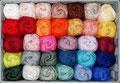 Pro Lana Basic Cotton - 100% Baumwolle, mercerisiert, gasiert, nach Ökotex Standard gefertigt, Allround-Strick- und Häkelgarn für Kleidungsstücke, Accessoires, Amigurumis und viele dekorative Projekte, Lauflänge 125m/50g, Schonwaschgang bis 40°