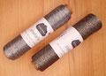 Kremke Soul Wool Stellaris - Metallicgarn, das solo (auch mehrfädig) oder als Beilaufgarn verarbeitet werden kann, viele Farbvarianten, 47% Viskose, 41% Polyester, 12% Metallgarn, Lauflänge 560m/25g