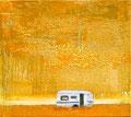 o.T. - Öl auf Leinwand - 35 x 40 cm - 2012