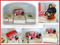 Feuerwehr-Hochzeitstorte/Wedding cakes
