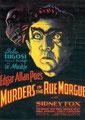 Double Assassinat Dans La Rue Morgue (1932/de Robert Florey)