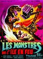 Les Monstres De L'Île En Feu (1960/de Irvin S. Yeaworth Jr.)