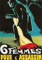 6 Femmes Pour L'Assassin (1964/de Mario Bava)