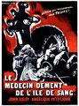 Le Médecin Dément De l'Île De Sang (1968/de Gerardo de Leon & Eddie Romero)