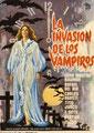 La Invasion De Los Vampiros