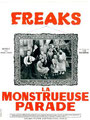 Freaks - La Monstrueuse Parade