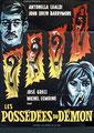 Les Possédées Du Démon (1964/de Jean Josipovici & Ambrogio Molteni)