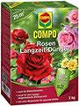 Compo Rosen Langzeit-Dünger 4 kg Vorteilspackung (2x2kg)