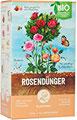 Plantura Bio Rosendünger mit 3 Monaten Langzeitwirkung für prächtige Rosen in Beet & Topf, Bio-Qualität, gut für den