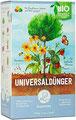 Plantura Bio Universaldünger mit 3 Monaten Langzeitwirkung, Pflanzendünger, für kraftvolle Pflanzen, 100% tierfrei & Bio, gut