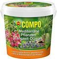 COMPO COMPO Mediterrane® Langzeit-Dünger