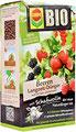 COMPO 20299 BIO Beeren Langzeit-Dünger für alle Beerenpflanzen, Kern- und Steinobst, 5 Monate