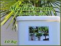 Palmendünger, Hanfpalmendünger, Freilandpalmendünger 10 Kg Original Mediterrano