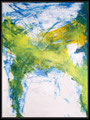 compositionblue2  green oT 30 x20 cm Acryl/canvas wibac