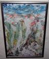 Landschaft 20 x30 acryl