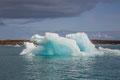 schwimmender Eisberg