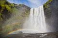 isländischer Wasserfall