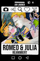 "Cover zu Jan Lindners Buch ""Romeo & Julia: Reanimiert"""