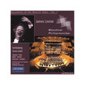 CD-Cover James Levine/Münchner Philharmoniker