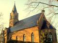 Trepliner Kirche wieder mit Dach