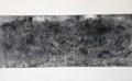 120 x 90 cm, Acryl, Pigmenta auf Leinwand