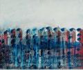 60 x 50 cm, Acryl auf Holz