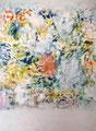 90 x 130 cm, Acryl auf Leinwand
