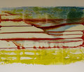 60 x 50 cm, Acryl/Tusche auf Leinwand