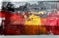120 x 80 cm, Acryl/Pigmente auf Leinwand