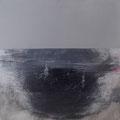 30 x 30 cm, Acryl/Pigmente auf Leinwand