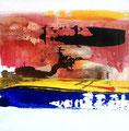 45 x 45 cm, Acryl auf Leinwand