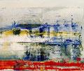 50 x 40 cm, Acryl auf Leinwand
